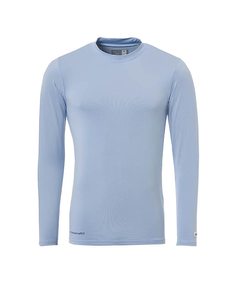 Uhlsport Baselayer Unterhemd langarm Kids F15 - blau
