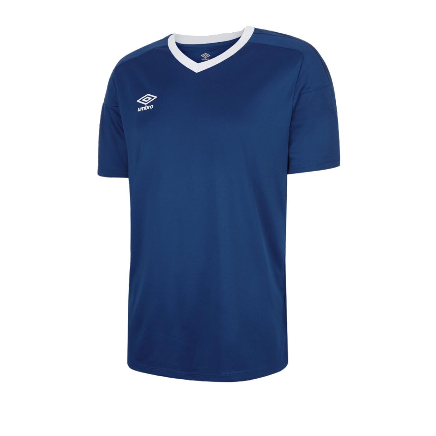 Umbro Legacy Trikot kurzarm Blau FES6 - Blau