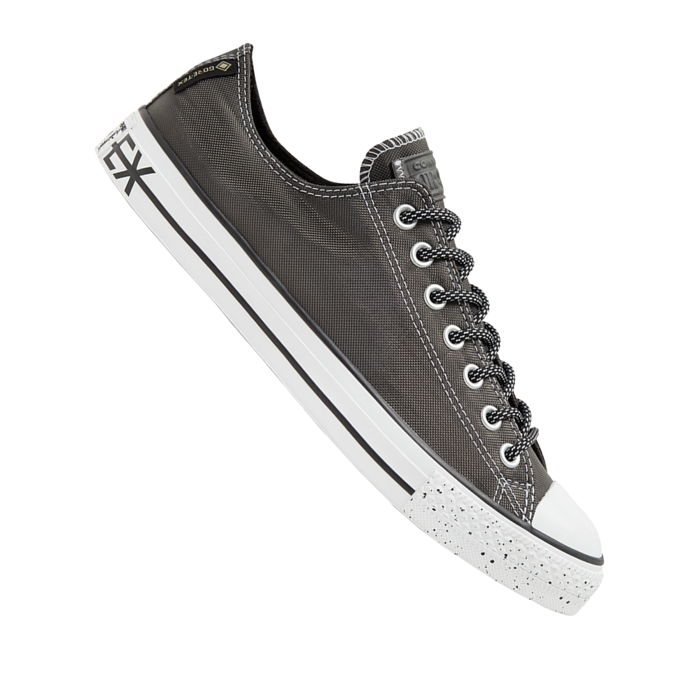 Converse Chuck Taylor All Star OX Sneaker Grau