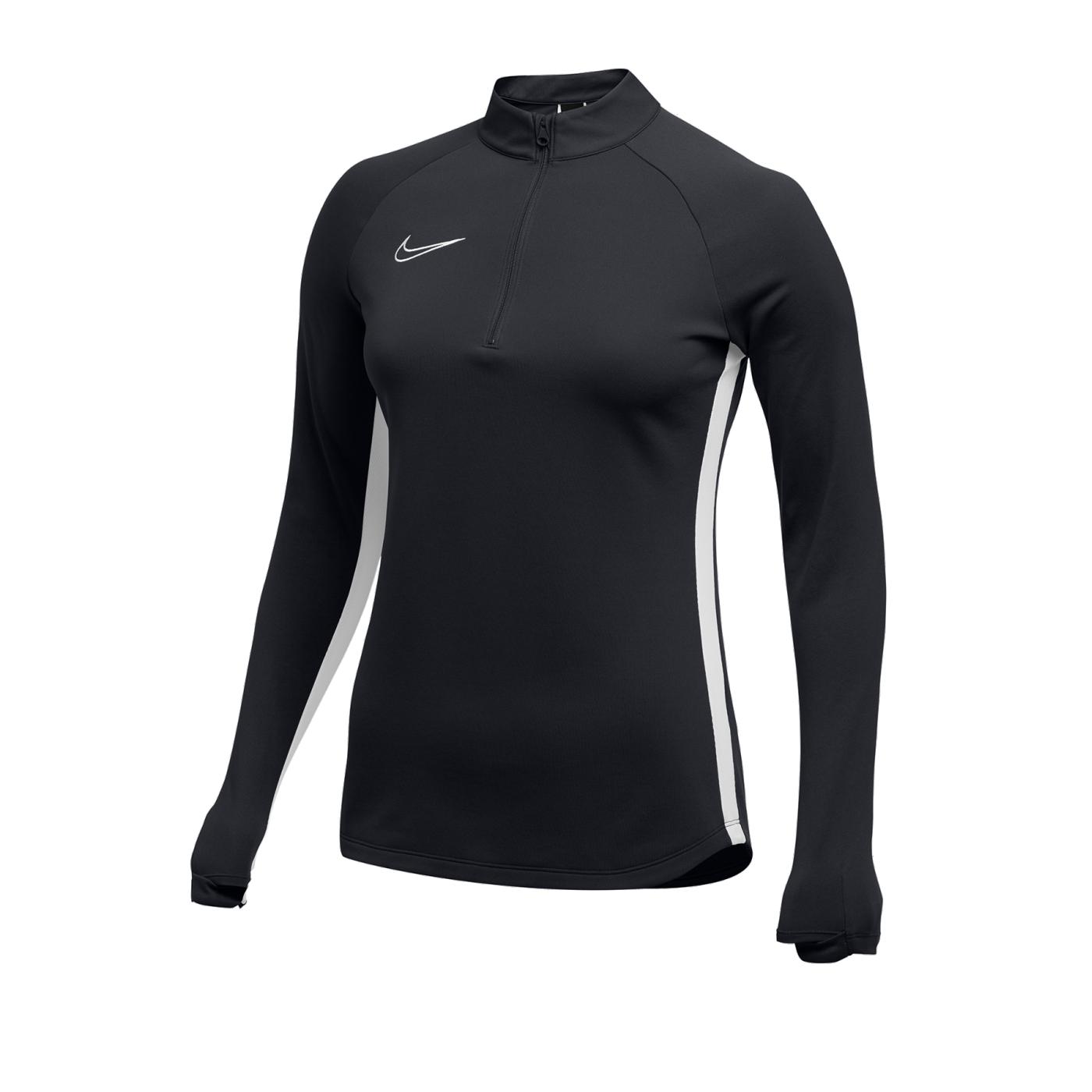 Nike Academy 19 Drill Top Sweatshirt Damen F060 - grau