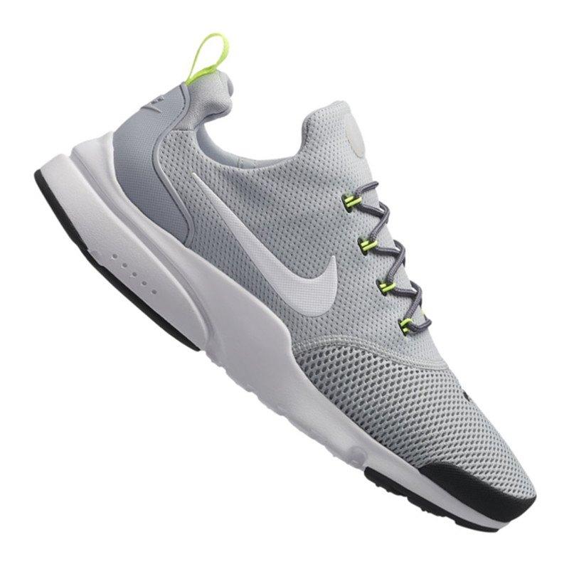 Nike Presto Fly Sneaker Grau Weiss F013