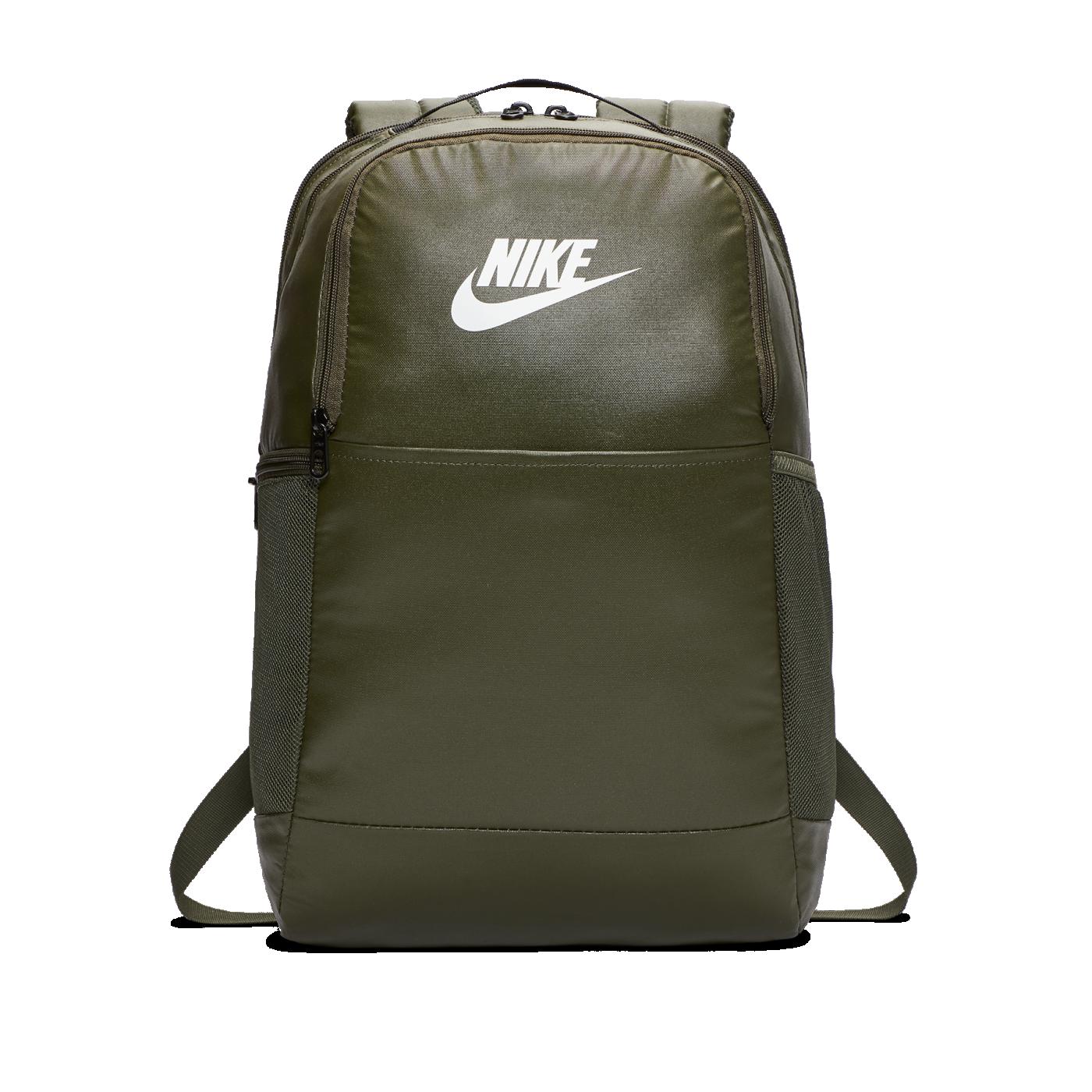 Nike Brasilia Training Rucksack Medium Grün F325