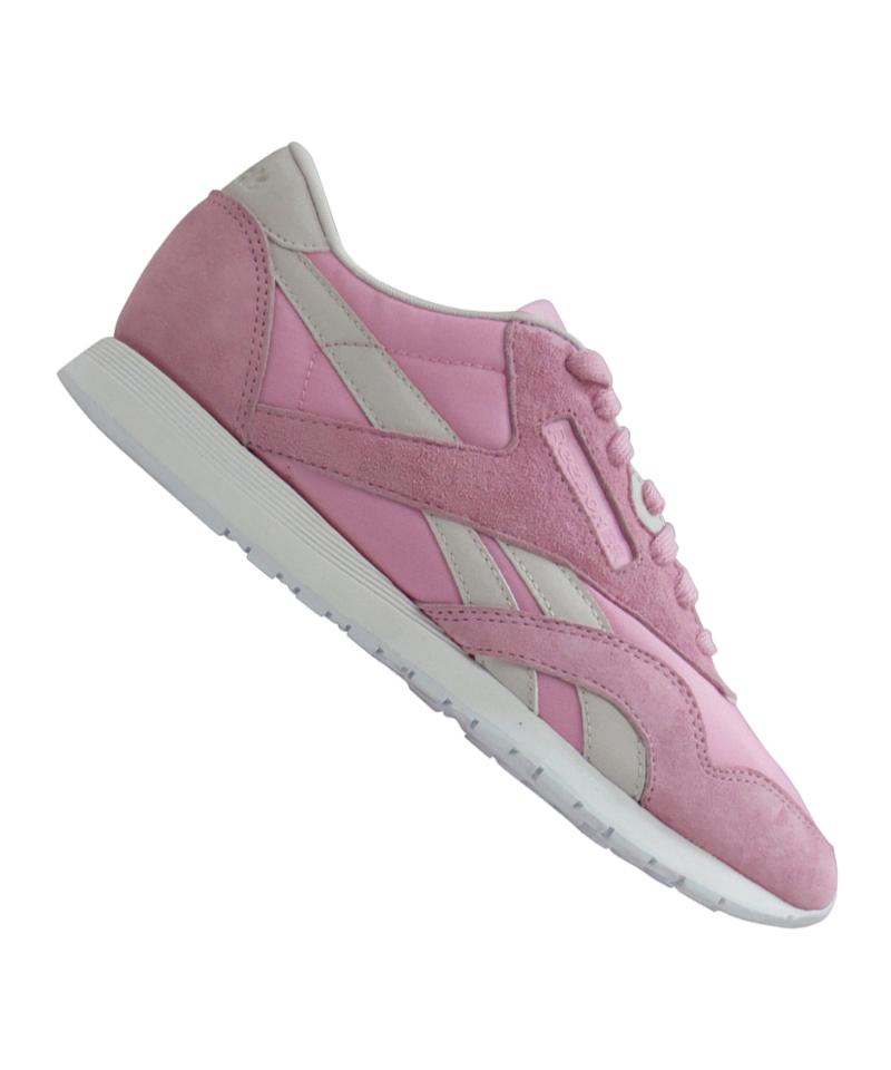 Reebok Classic Nylon X Face Sneaker Damen Rosa | Lifestyle