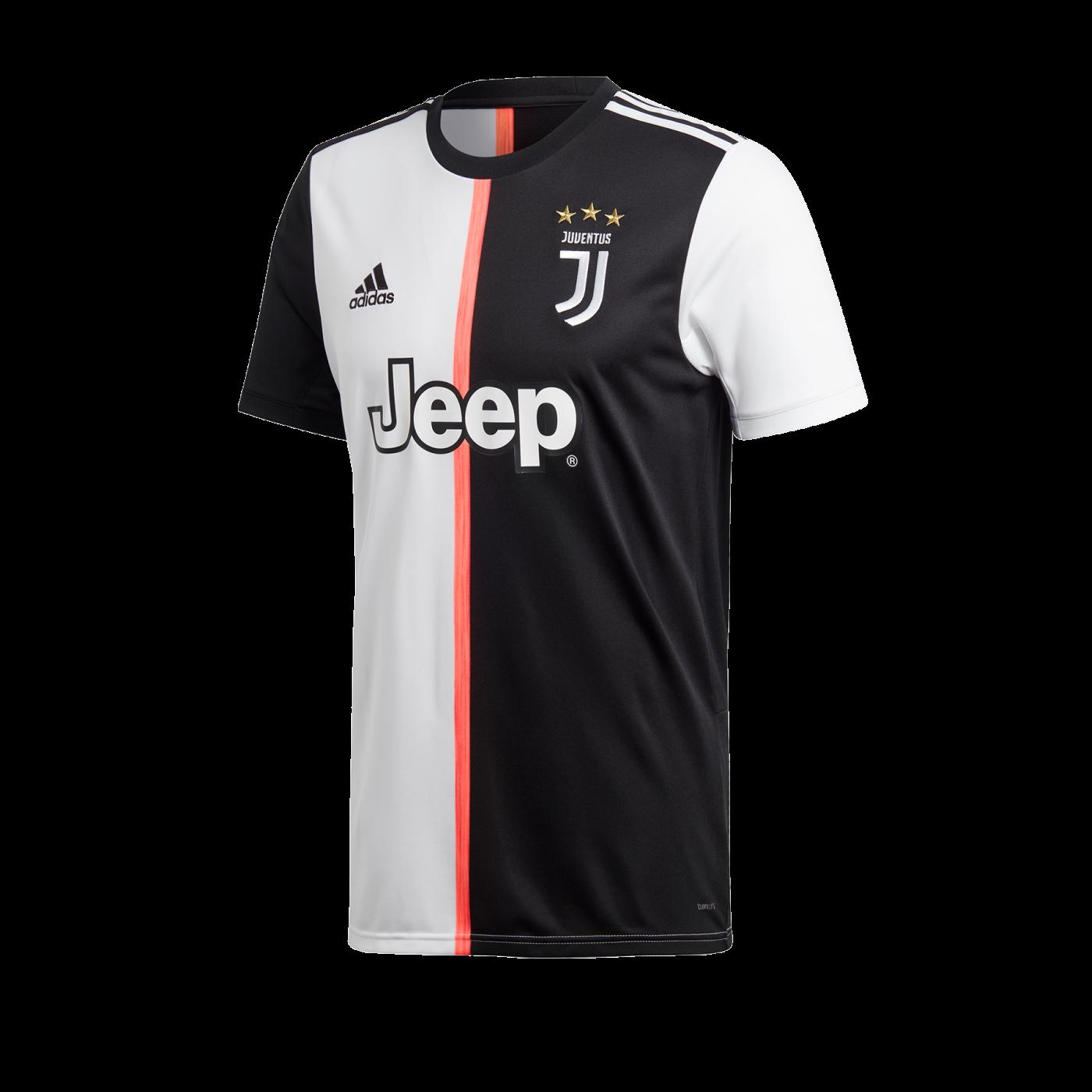 adidas Juventus Turin Trikot Home 2019/2020   Jersey   Replica   International   Fanartikel