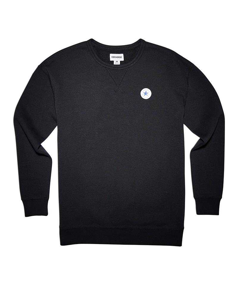 Converse Core Oversized Crew Sweatshirt Damen F001