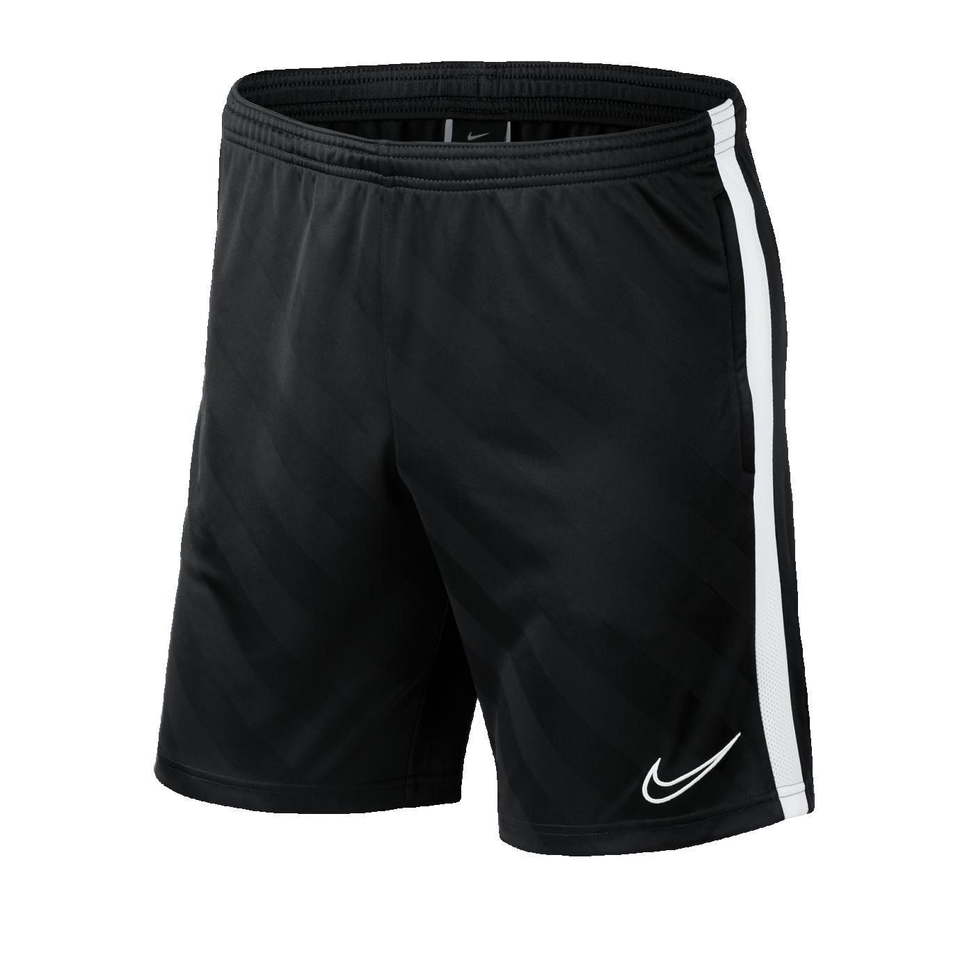 Nike Academy 19 Breathe Short Schwarz F010