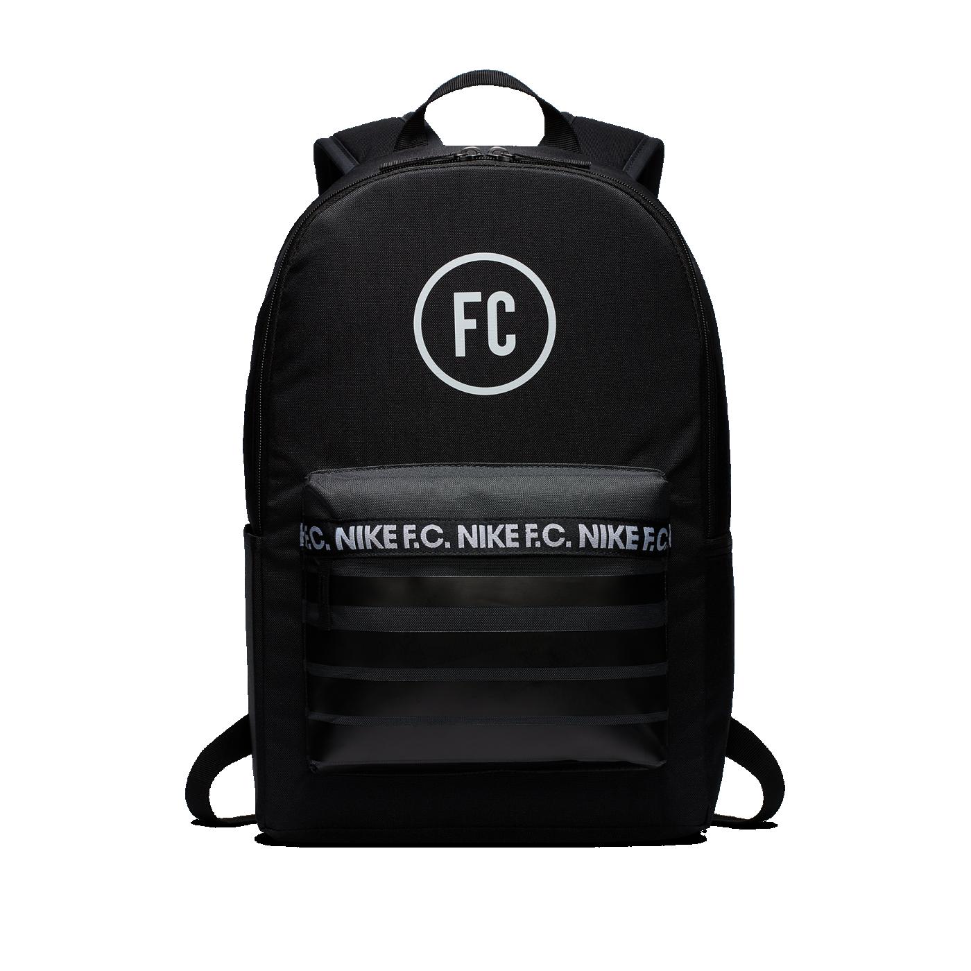 Nike F.C. Backpack Rucksack Schwarz F011