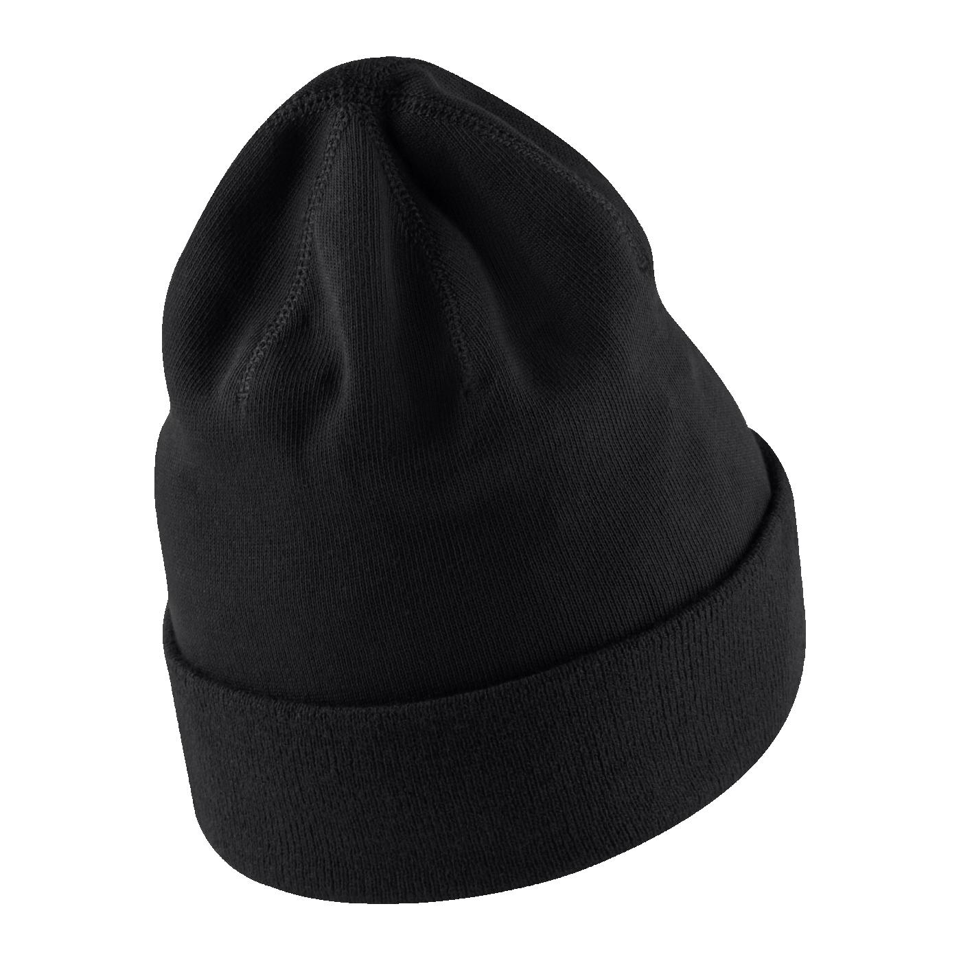 Mütze Schwarz Weiß