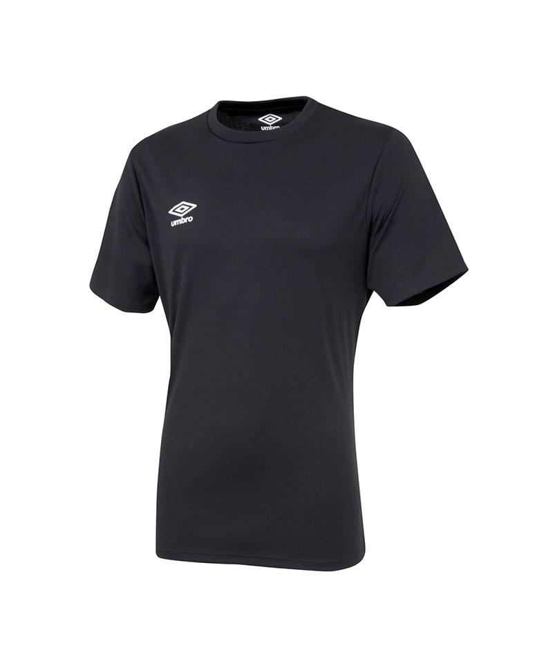 Umbro Club Jersey Trikot kurzarm Kids Schwarz F060 - schwarz
