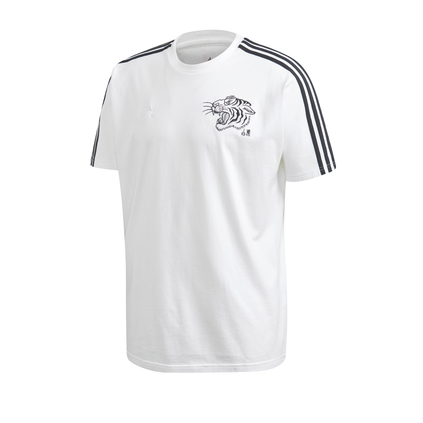 adidas Juventus Turin CNY Tee T-Shirt Weiss - weiss
