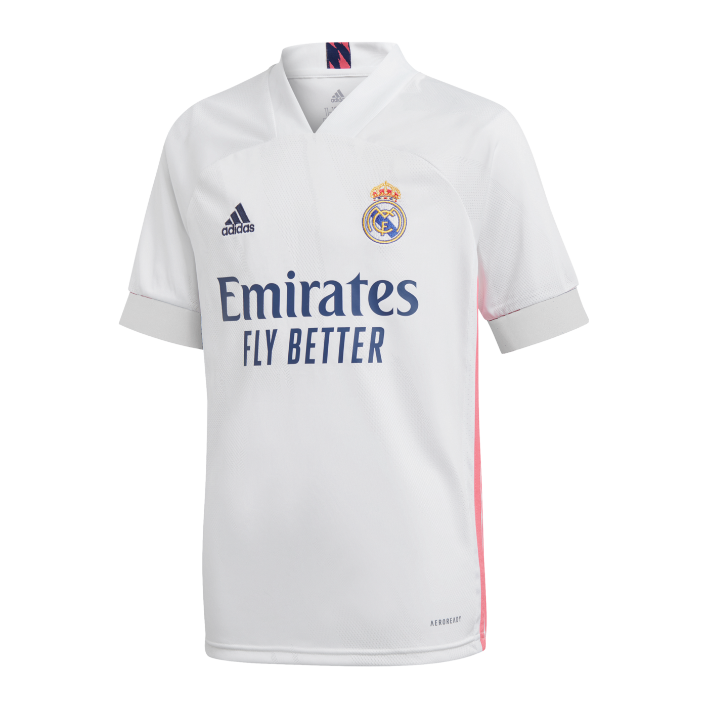 Adidas Real Madrid Trikot Home 2020 2021 Weiss Jersey Replica