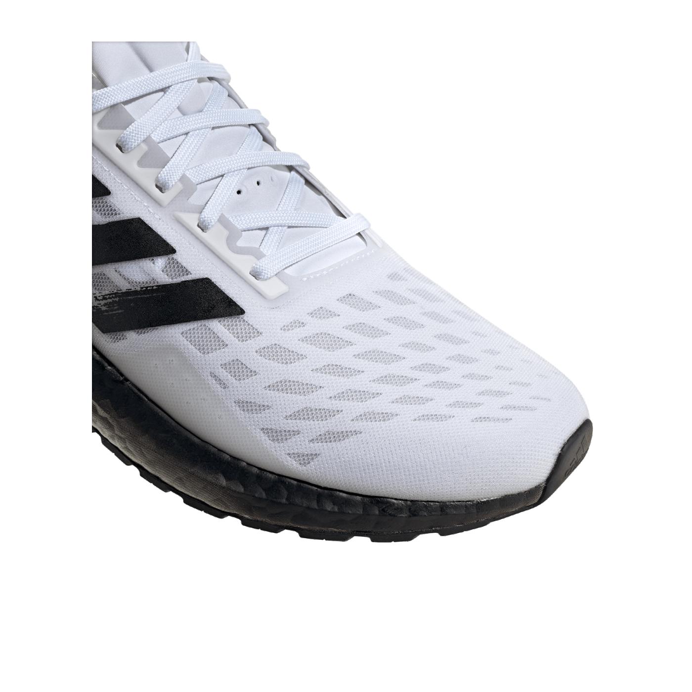 adidas Ultra Boost PB Running Weiss Grau