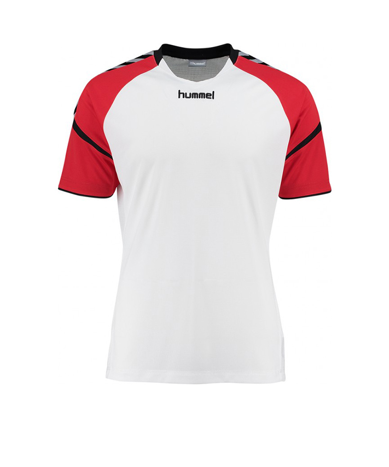 Hummel Authentic Charge SS Trikot Weiss F9402 - weiss