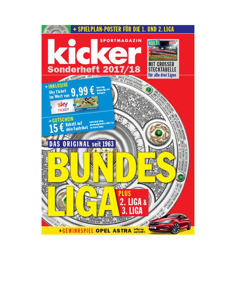 Www Kicker De Bundesliga