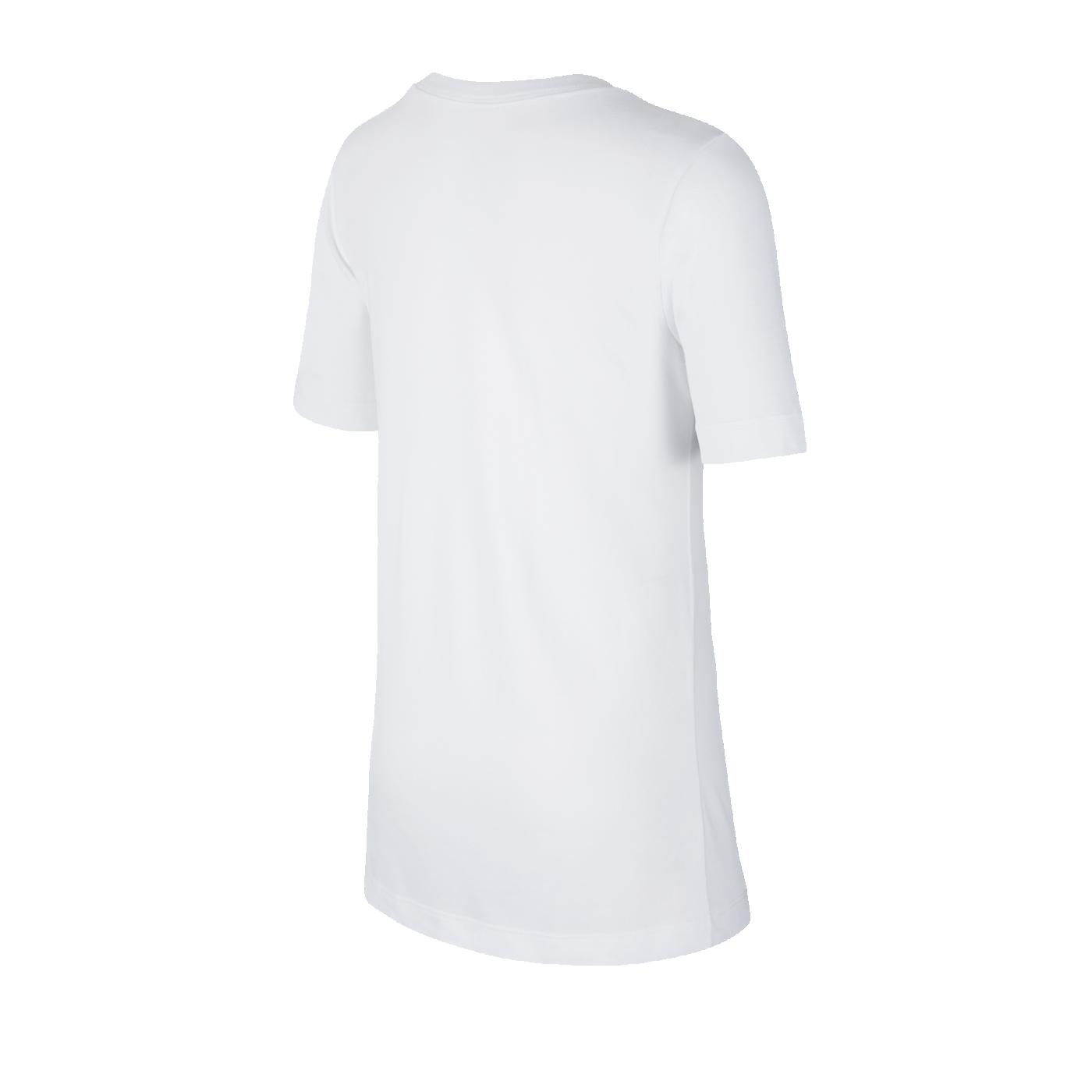 Nike Dry Mercurial Tee T-Shirt Kids Weiss F100 | Kurzarm ...
