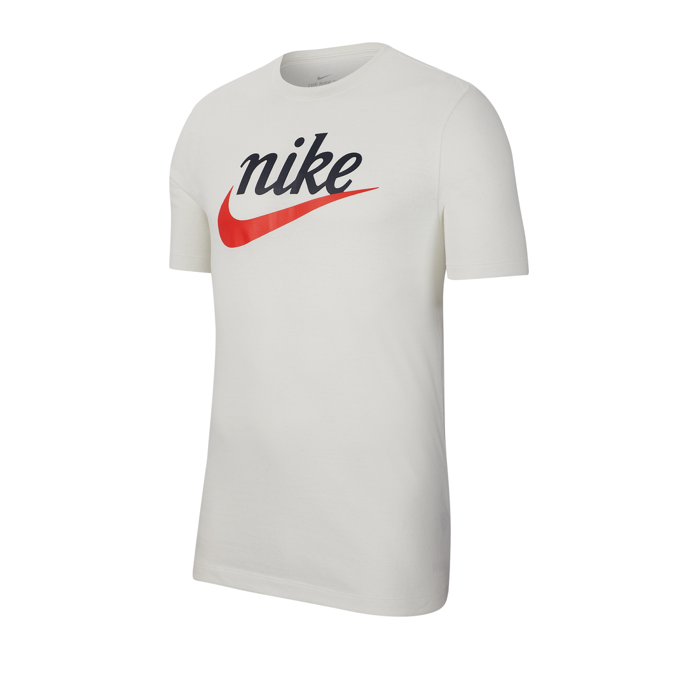 nike heritage t-shirt weiss f133   lifestyle