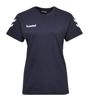 10124835-hummel-cotton-t-shirt-damen-blau-f7026-203440-fussball-teamsport-textil-t-shirts.png
