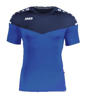 jako-champ-2-0-t-shirt-damen-blau-f49-fussball-teamsport-textil-t-shirts-6120.png