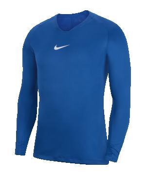 nike-park-first-layer-top-langarm-blau-f463-underwear-langarm-av2609.png