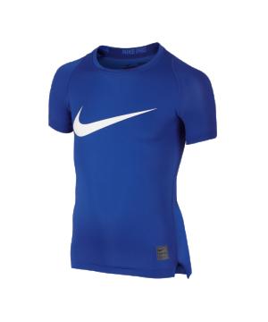 nike-pro-cool-hybrid-compression-kurzarm-unterziehshirt-underwear-funktionswaesche-kids-blau-f480-726462.png