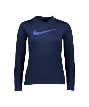 nike-pro-warm-tp-t-shirt-kids-blau-f429-shirt-waerme-top-funktionsshirt-oberteil-ah0316.png