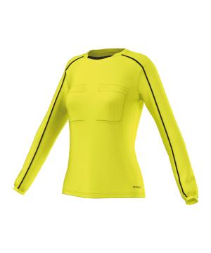 adidas-referee-16-trikot-langarm-damen-gelb-schiedsrichter-longsleeve-women-frauen-fussball-sport-match-ah9805.png
