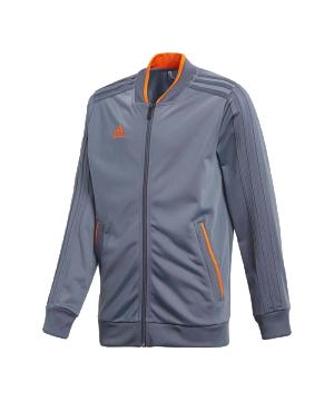 adidas-condivo-18-polyesterjacke-kids-grau-orange-fussball-teamsport-football-soccer-verein-cf4333.png