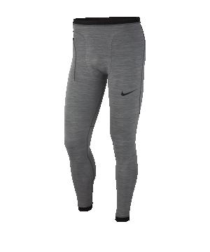 nike-pro-tights-lang-grau-f071-underwear-hosen-bv5517.png