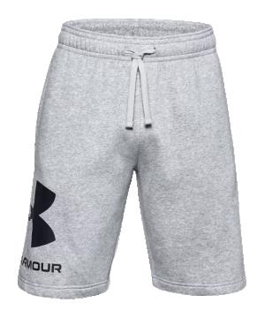 under-armour-rival-fleece-big-logo-short-grau-f011-1357118-fussballtextilien_front.png