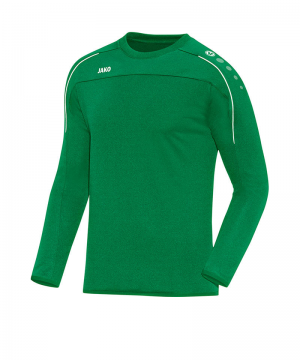 jako-classico-sweatshirt-gruen-weiss-f06-trainingswear-sweater-trainingsshirt-teamausstattung-8850.png