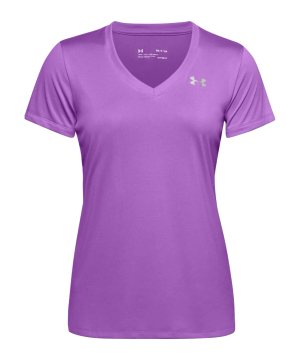 under-armour-tech-v-neck-t-shirt-damen-lila-f568-1255839-laufbekleidung_front.png