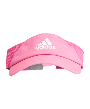adidas-aeroready-tennis-visor-cap-pink-weiss-gn7404-laufbekleidung_front.png