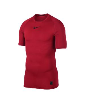 nike-pro-compression-shortsleeve-shirt-rot-f657-underwear-funktionswaesche-unterziehtop-kurzarmshirt-men-herren-703094.png