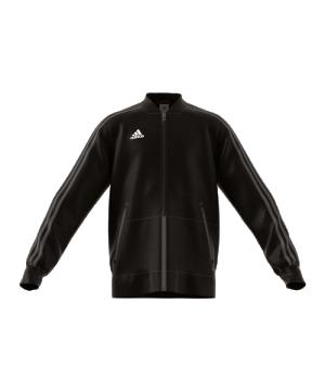 adidas-condivo-18-praesentationsjacke-kids-schwarz-fussball-teamsport-football-soccer-verein-cf4303.png