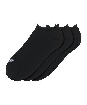 adidas-trefoil-liner-kurzsocken-socken-socks-3er-pack-sport-training-schwarz-s20274.png