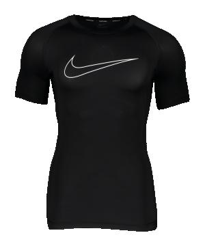 nike-pro-tight-fit-t-shirt-schwarz-weiss-f010-dd1992-underwear_front.png