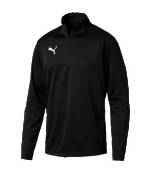 puma-liga-training-1-4-zip-top-sweatshirt-schwarz-f03-sweatshirt-oberteil-langarm-mannschaftssport-ballsportart-fussball-655606.png