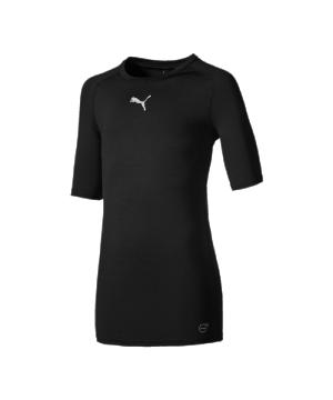 puma-tb-shortsleeve-shirt-underwear-teamsport-kids-kinder-schwarz-f03-654864.png