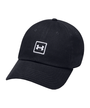 under-armour-washed-cotton-cap-schwarz-weiss-f002-1327158-equipment_front.png