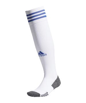 adidas-adisock-21-stutzenstrumpf-weiss-blau-gu0855-teamsport_front.png