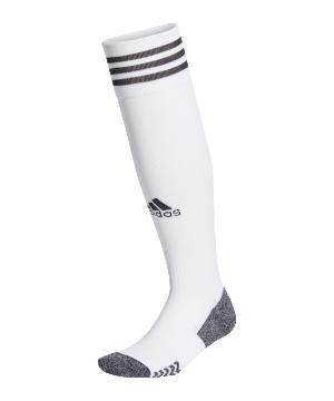 adidas-adisock-21-stutzenstrumpf-weiss-schwarz-gn2991-teamsport_front.png