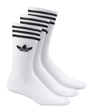 adidas-solid-crew-socken-3er-pack-socks-struempfe-sport-training-weiss-schwarz-s21489.png