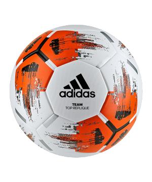 adidas-team-topreplique-trainingsball-weiss-orange-trainingszubehoer-fussballausstattung-ausruestung-equipment-cz2234.png