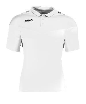 jako-champ-2-0-poloshirt-damen-weiss-f00-fussball-teamsport-textil-poloshirts-6320.png