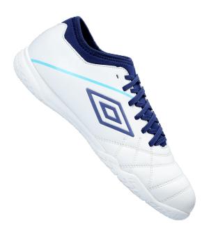 umbro-medusae-iii-club-ic-weiss-blau-fjc6-fussball-schuhe-halle-81472u.png