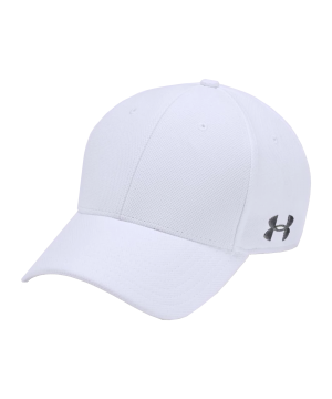under-armour-blank-blitzing-kappe-weiss-f100-1325823-laufbekleidung_front.png